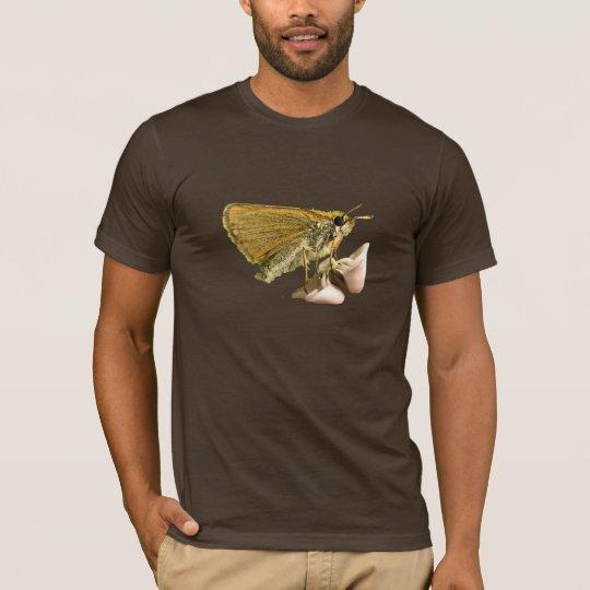 Skipper on Milkweed T-Shirt