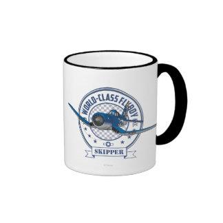 Skipper - World Class Flyboy Ringer Mug