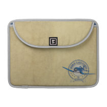 Skipper - World Class Flyboy Sleeve For MacBook Pro