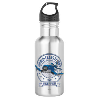 Skipper - World Class Flyboy Water Bottle