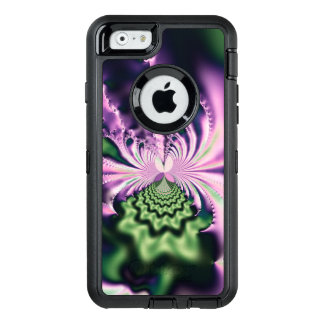 Skipping Stones Fractal OtterBox Defender iPhone Case