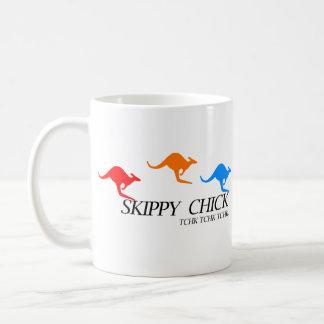 skippy chick coffee mug