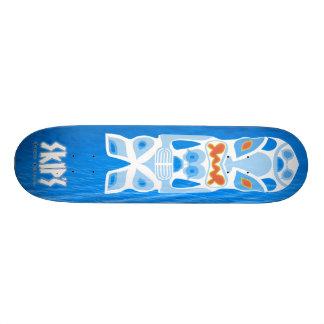 Skip's Tiki Grill Skateboard 00