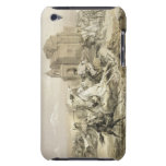 Skirmish of Persians and Kurds in Armenia, plate 1 iPod Touch Cover