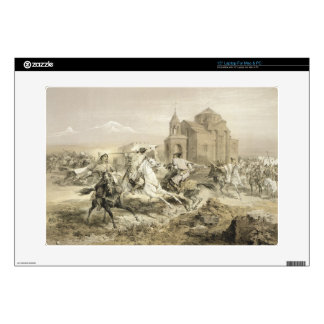 "Skirmish of Persians and Kurds in Armenia, plate 1 Skins For 15"" Laptops"