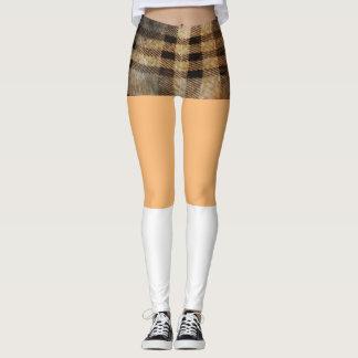 Skirt and Knee highs Leggings