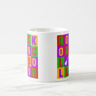 Skirt and roll coffee mug