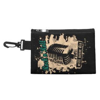 Skirt n roll Microphone - green Accessory Bag