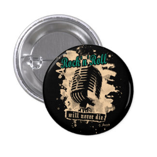 Skirt n roll Microphone - green Button