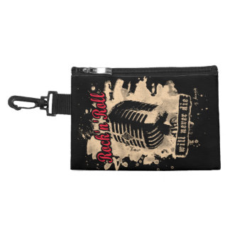 rock and roll accessory bags zazzle. Black Bedroom Furniture Sets. Home Design Ideas