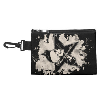 Skirt n roll Skull - bleached Accessory Bag