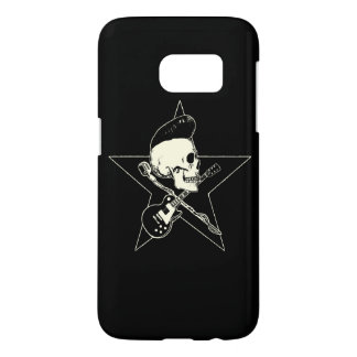 Skirt n roll Skull Samsung Galaxy S7 Case