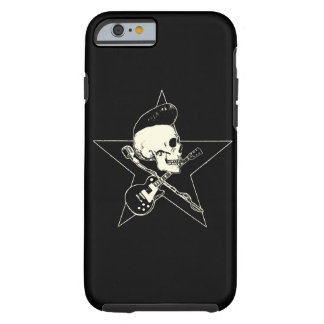 Skirt n roll Skull Tough iPhone 6 Case