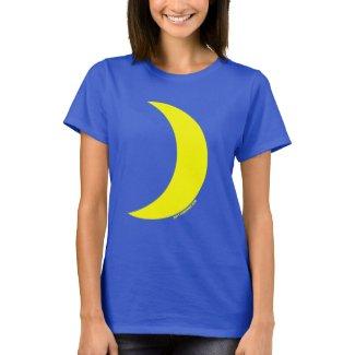 SKITTER - Luna's Moon Shirt - Women's T-Shirt