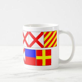 Skivvy Waver Coffee Mug
