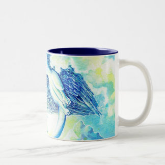 Skiward Two-Tone Coffee Mug