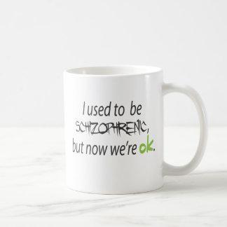 skizo coffee mug