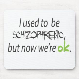skizo mouse pad