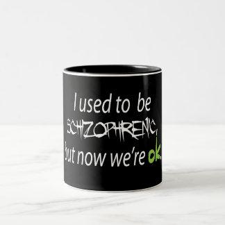 Skizo Two-Tone Coffee Mug