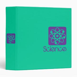"""SKO """"SCIENCE ATOM"""" SCHOOL BINDER"""