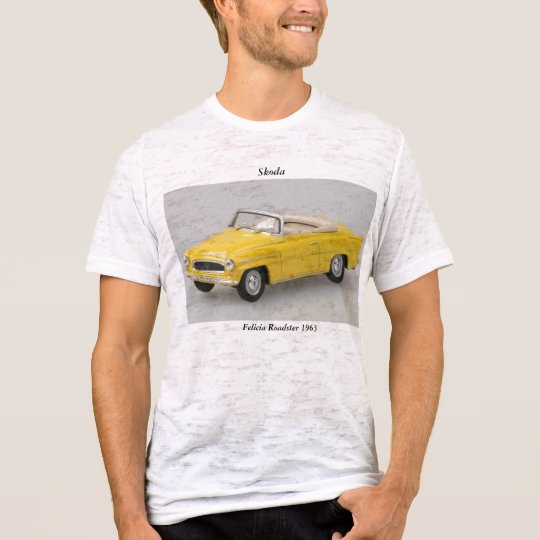 Skoda Felicia Roadster 1963 Shirt