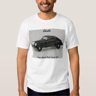 Skoda Popular Sport Monte Carlo 1935 Shirt