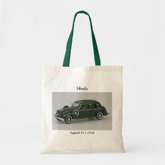 Skoda Superb 913 1938 Bag