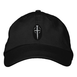 SKOJ Dagger Embroidered Baseball Caps