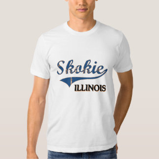 Skokie Illinois City Classic T Shirts