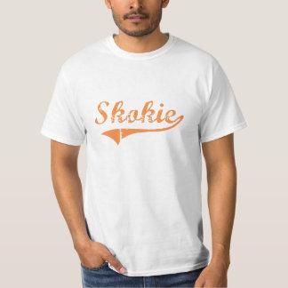 Skokie Illinois Classic Design T Shirt
