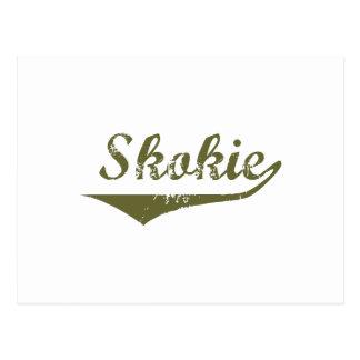 Skokie Revolution t shirts Postcard