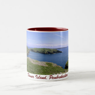 Skomer Island, Pembrokeshire mug