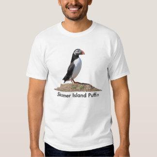 Skomer Island Puffin Shirt