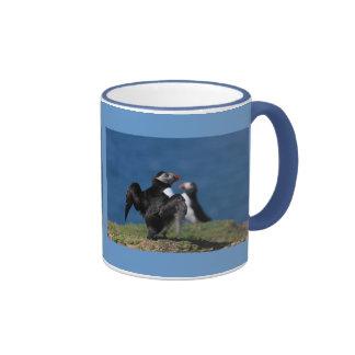 Skomer Island Puffins Mug