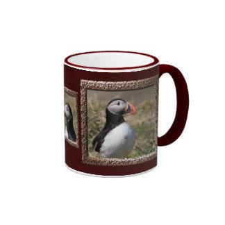 Skomer Island Puffins Mugs