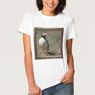 Skomer Island Puffins T Shirt