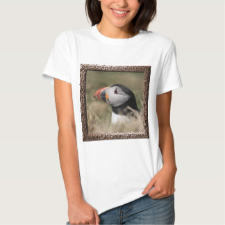 Skomer Island Puffins Tee Shirt