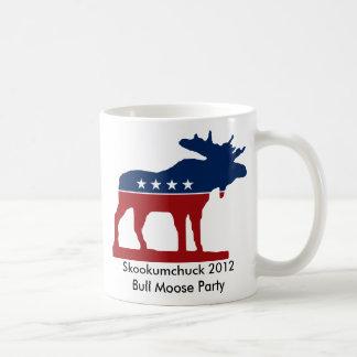 Skookumchuck 2012 classic white coffee mug