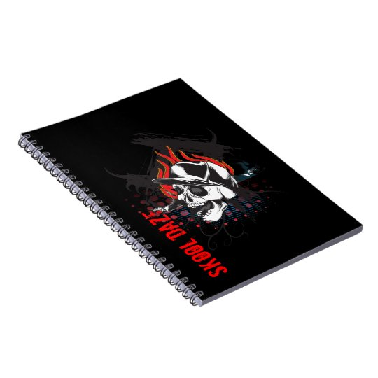 Skool Daze Notebook