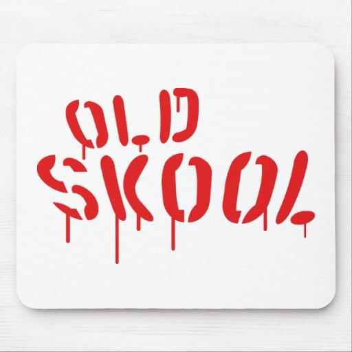 Skool viejo mousepad