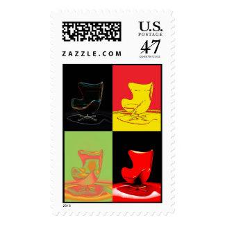 Skools Postage Stamp