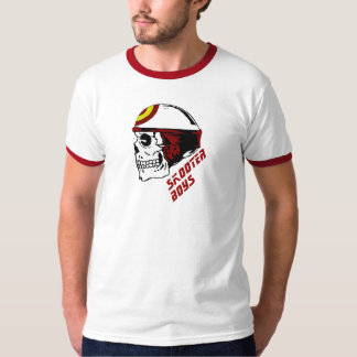 SKOOTER BOYS SPAGNA T-SHIRT