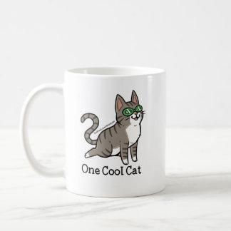 Skooter Mug One Cool Cat
