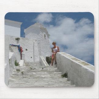 Skopelos Grecia Tapete De Ratones