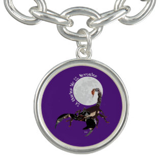 Skorpion 24. Oktober bis 22. November Armkette Armband