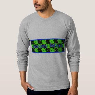 skozey fetisch checkerboard T-Shirt