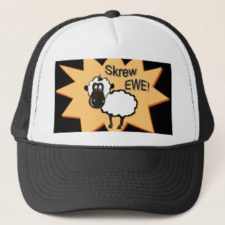 skrew ewe 2 trucker hat