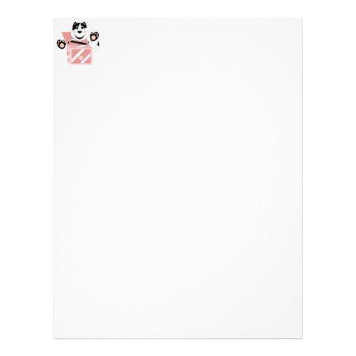 Skrunchkin Cat Mittens In Pink Box Letterhead