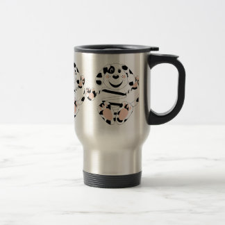 Skrunchkin Dog Spotty Coffee Mugs