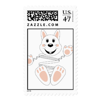 Skrunchkin Rabbit Cotton Postage